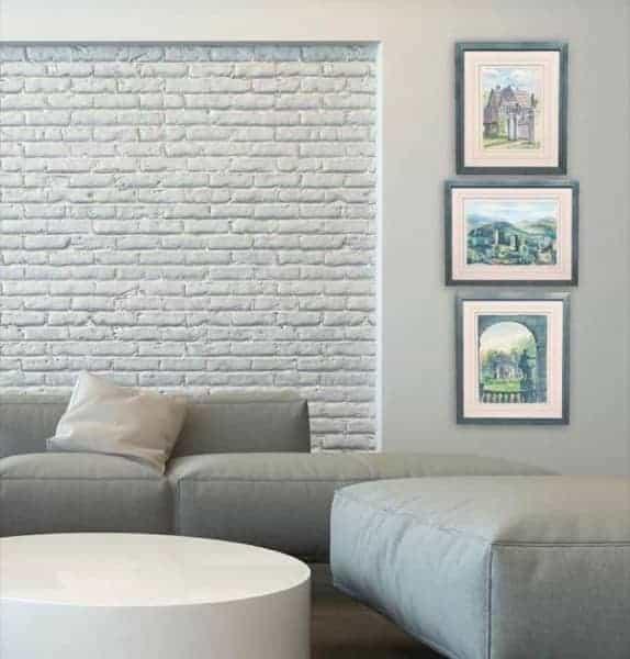 home decor art and custom framing for living room