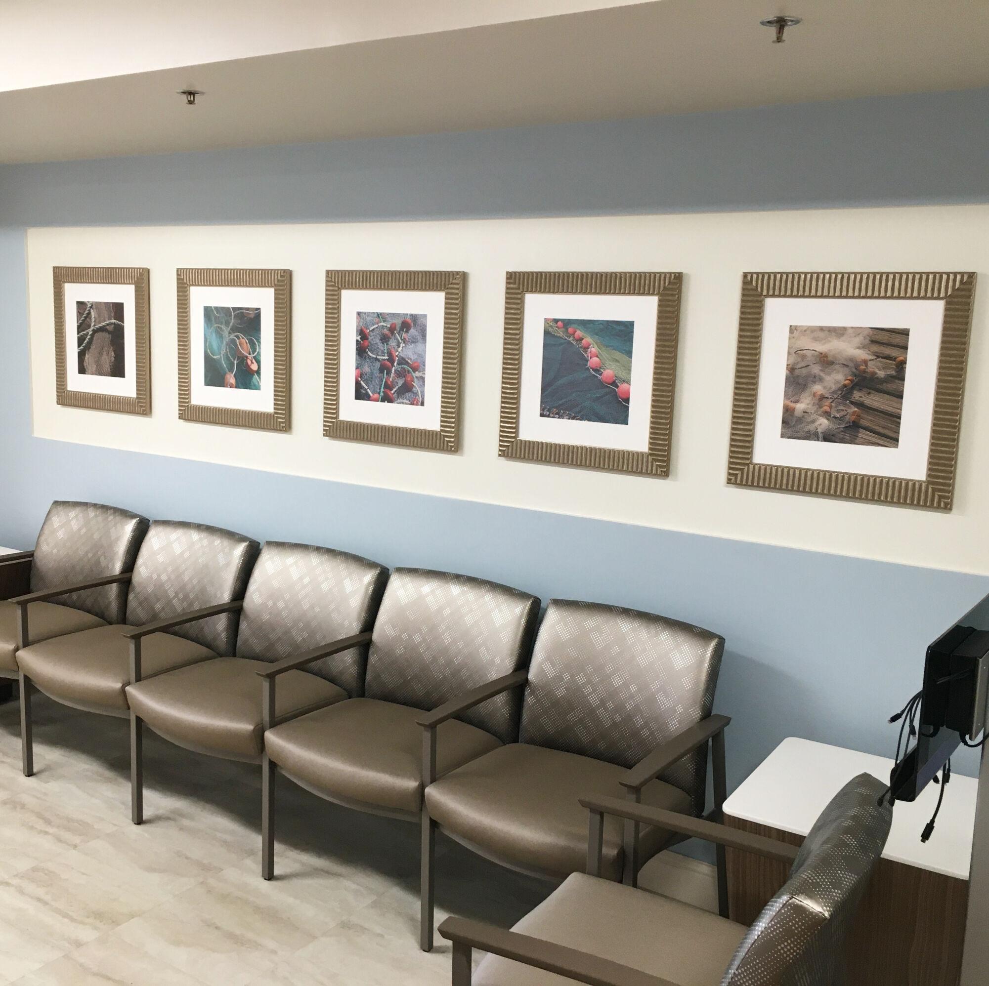 Art & Framing for waiting room