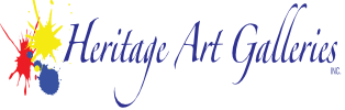 Heritage Art Galleries Logo