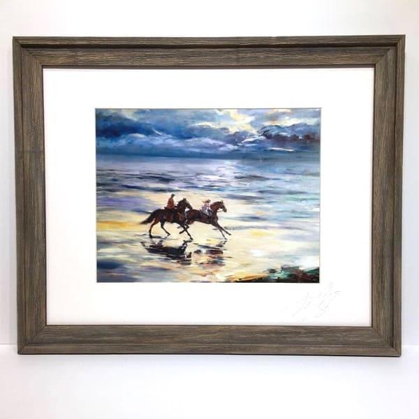 barnwood custom picture frame